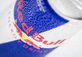 Red bull — Stock Photo