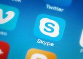 Skype — Stock Photo