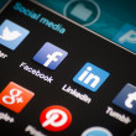 Social media — Stock Photo #45202411
