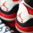 Постер, плакат: Nike Air Jordan III Fire Red