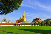 Wat Pra Kaew thailand — Stock Photo