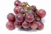 Grape on white background — Stock Photo