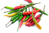 Chilli for cooking ( thai food ) — Stok fotoğraf