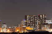 Night Odaiba ,Tokoy — Stock Photo