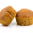 Banana Cake Muffins — Stock Photo