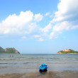 Ao Manow beach in thailand — Stock Photo