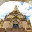 Thai temple ,Phasornkaew Temple  in thailand — Stock Photo