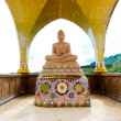 Phasornkaew Temple ,that place for meditation that practices in — Stock Photo