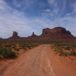 Monument valley — Foto de Stock