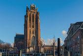 Historical city of Dordrecht — Photo