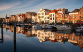 Delfshaven Rotterdam — Stock Photo
