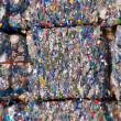 Recyclable plastic — Stock Photo #13427320
