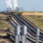Coal plant — Stock Photo #13429385