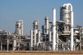 Rafineria — Zdjęcie stockowe