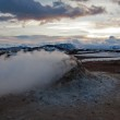 Fumarole Iceland — Stock Photo #14880075