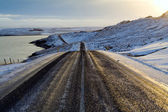 Road Iceland — Stock Photo