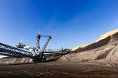 Minería — Foto de Stock