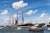 Amsterdam Sail — Stock Photo