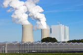 Coal power station — Stock Photo