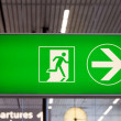 Exit sign — Stock Photo #26897861