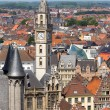 City of Ghent, Belgium — Stock Photo