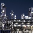 Petrochemical plant — Stock fotografie