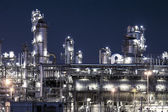 Petrochemical plant — Foto Stock