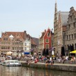 Stock Photo: City of Ghent
