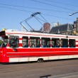 Tram The Hague — Stock Photo