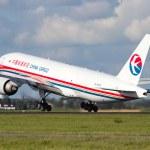 China Cargo Boeing 777 — Stock Photo