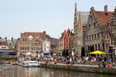 City of Ghent — Stock Photo
