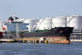 Oil tanker — Stock Photo