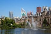 The Hague Parliament — Stock Photo
