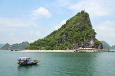Halong Bay - Vietnam — Stock Photo