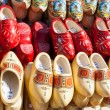 Stock Photo: Wooden clogs