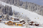 Flachau, Austria  — Stock Photo