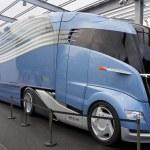 MAN Aerodynamic Concept Truck — Stock Photo #43105143