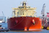 Harbor Antwerp — Stock Photo