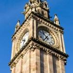Belfast Clock tower - — Stock Photo #45998249