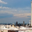 Petrochemical industrial plant — Stock Photo #45998613