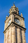 Belfast Clock tower - — Stock Photo