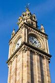 Belfast Clock tower - — Stock Photo