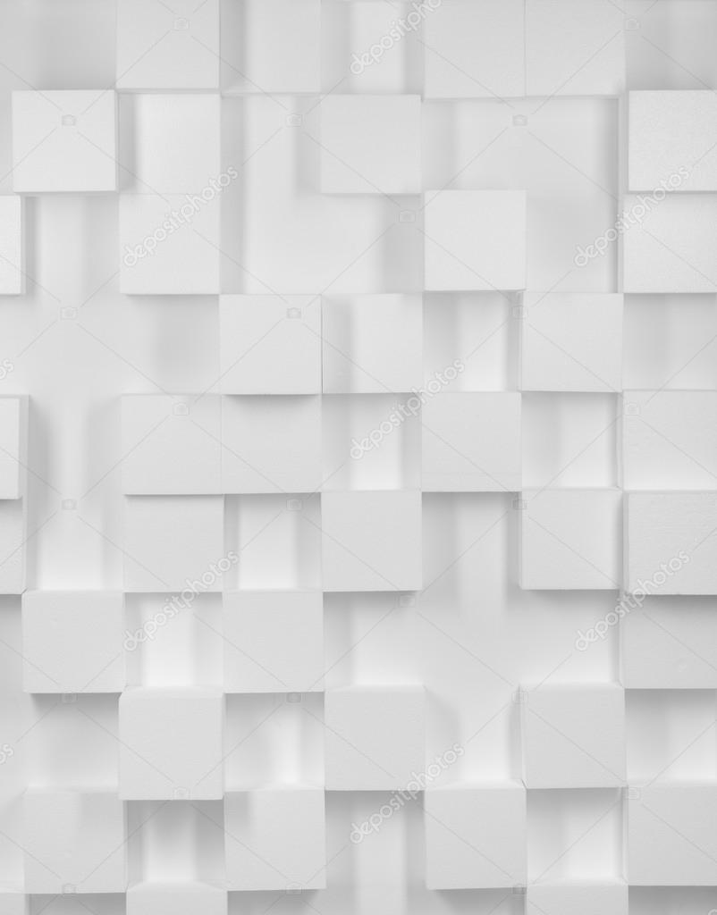 3d white brick wall background stock photo santiss for Wallpaper 3d white
