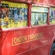 London bus — Stock Photo #36916503