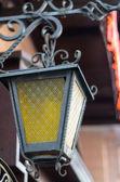 昔ながらの街路灯 — ストック写真