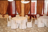 Banquet hall — Foto de Stock