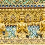 Garuda in Temple of emerald Buddha — Stock Photo
