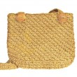 Knitted bag — Stock Photo