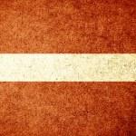 Flag of Latvia — Stock Photo #34908889