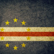 Flag of Cape Verde — Stock Photo